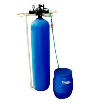 city boss water softener manual