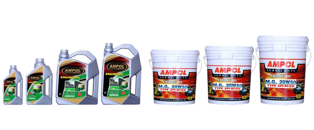 20W50 Lubricant Engine oil