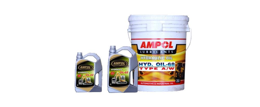 Hydraulic-68 Lubricant Oil